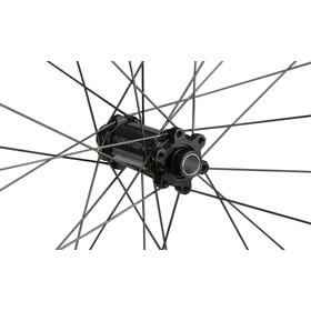 "NEWMEN Evolution SL A35 Voorwiel 27,5"" 15x100 Straight Pull 6-bouts Gen2, black/grey"